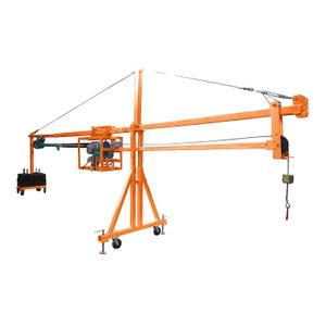 Material lifting equipment
